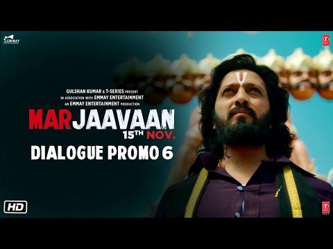 Marjaavaan (Dialogue Promo 6) | Riteish D, Sidharth M, Tara S | Milap Zaveri | 8 Nov