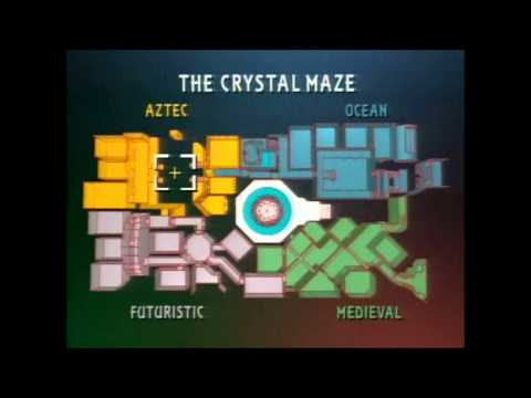 The Crystal Maze Zone Change / Crystal Dome Music