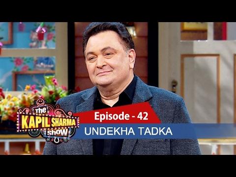 Undekha Tadka-Ep 42-Rishi & Ritu Kapoor- Valentine's Day-The Kapil Sharma Show