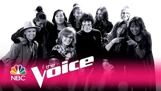 The Voice 2017   Women of The Voice (Digital Exclusive)