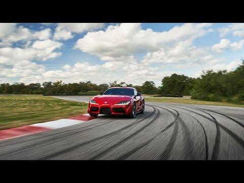 2020 Toyota Supra has BMW bones, $50000 price tag