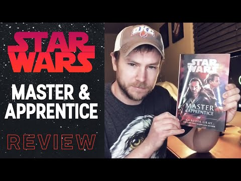 Star Wars Master and Apprentice Book Review Mp3
