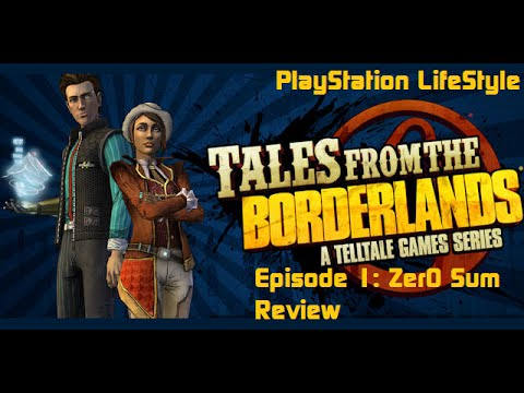 Tales from the Borderlands Ep. 1: Zer0 Sum Review - PlayStation LifeStyle's 100 Second Reviews