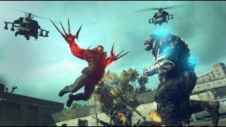prototype 2 gameplay boss fight pc ultra settings 1080p
