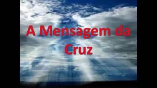 A Mensagem da Cruz - Aline Barros