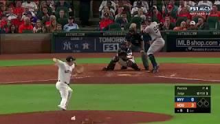 Aaron Judge Solo Homerun vs Astros | Yankees vs Astros Game 6 ALCS