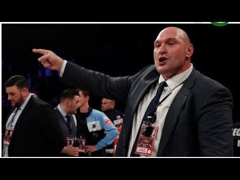 What tyson fury ought to do to get a licence to container- News Sport