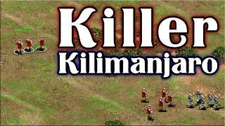 Killer Kilimanjaro! MbL vs Yo!