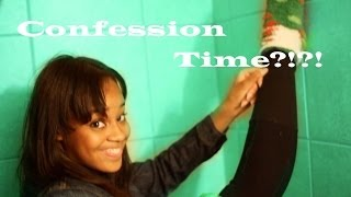 Confessions of a teenage contortionist