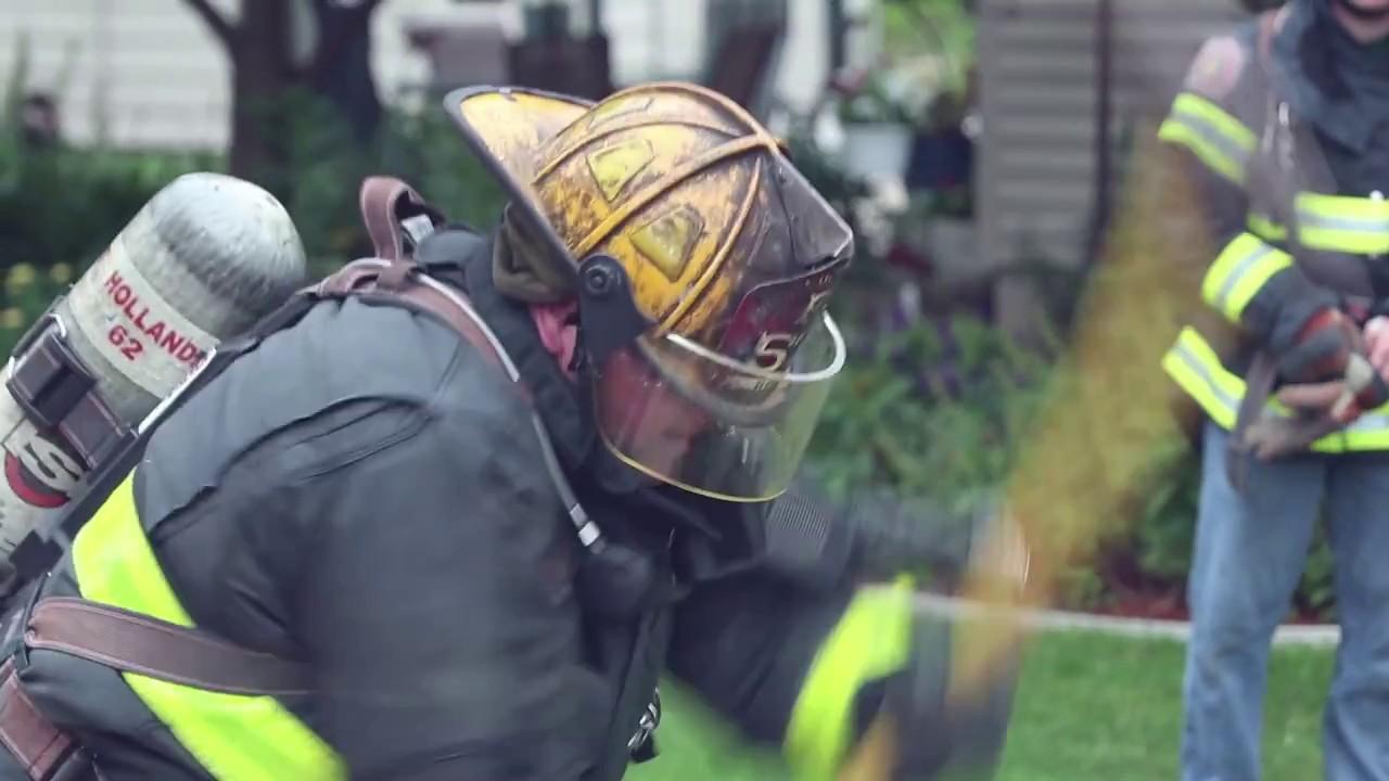 Firefighter Physical Agility Test