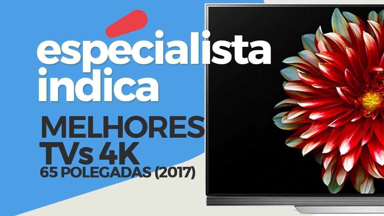 84790ccb3 As melhores TVs 4K de 65 Polegadas de 2017  ESPECIALISTA INDICA . Buscapé