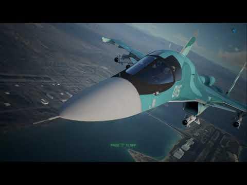 Ace Combat 7: Mission 10