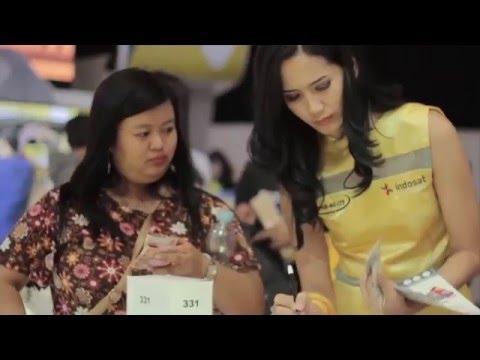 Indonesia Cellular Show 2015 - Indosat