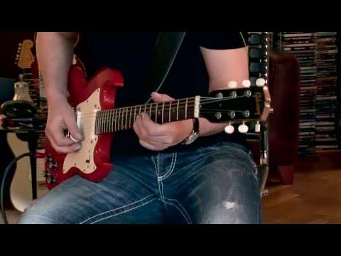 1967 Gibson SG Melody Maker - Cardinal Red, Part2