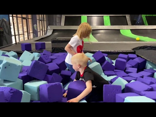 Elevate Trampoline Park in Goodyear