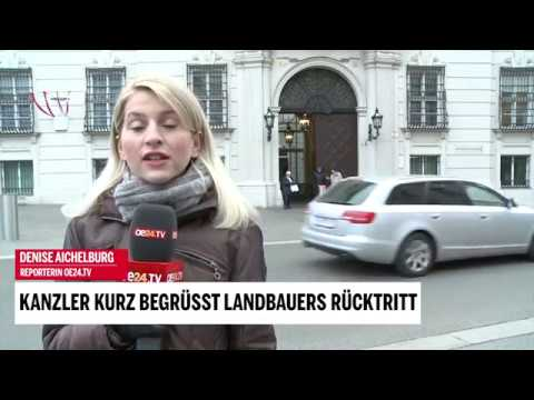 Nach NS-Lieder-Skandal: Udo Landbauer tritt zurück