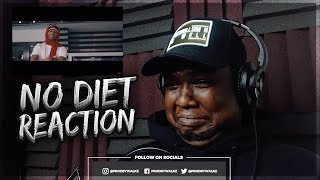 Digga D - No Diet  | @MixtapeMadness (REACTION)