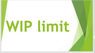видео WIP-лимит (work in progress) в жизни, в работе, в семье