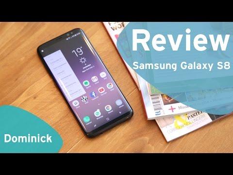 Samsung Galaxy S8 review (Dutch)