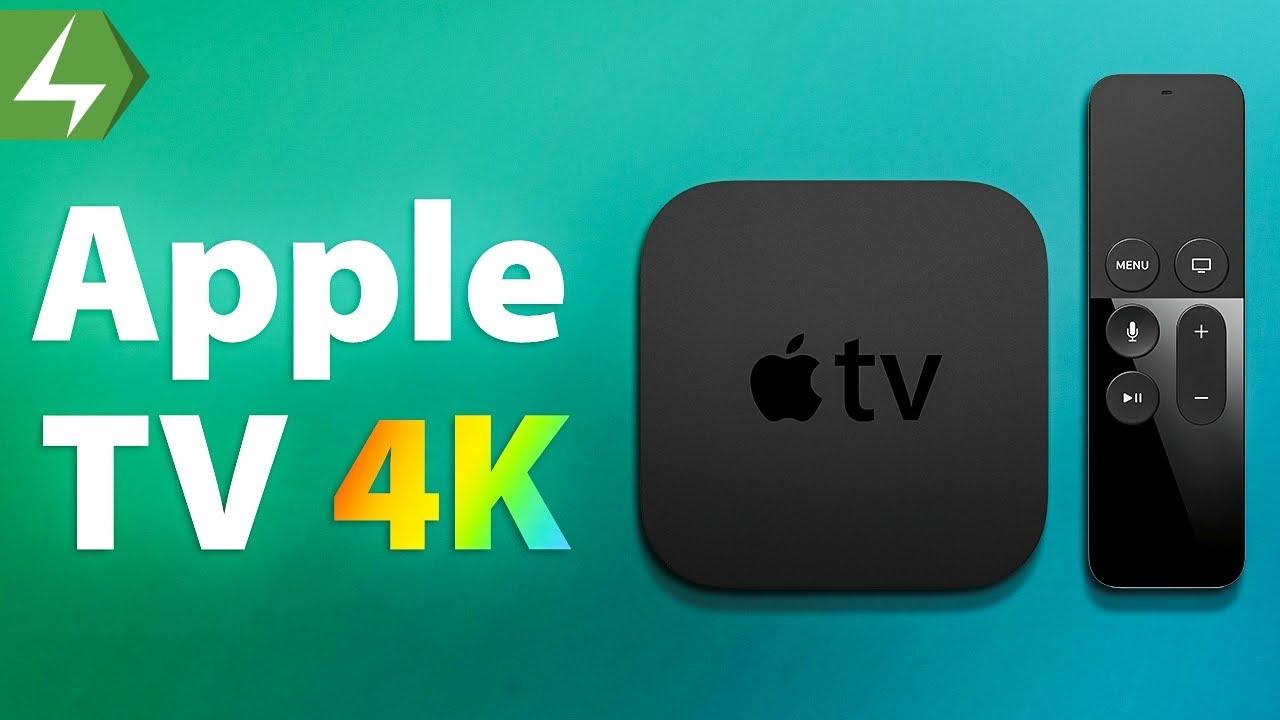 استعراض Apple Tv 4k Youtube