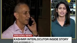 Breaking News: Kashmir Interlocutor inside story