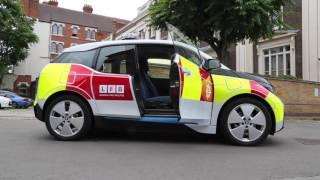 شاهد: BMW تدعم قوات إطفاء الحرائق في لندن بأسطول من i3