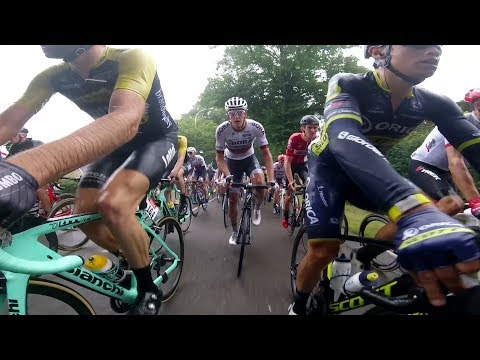 GoPro: Tour de France 2017 - Stage 2 Highlight