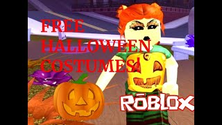FREE HALLOWEEN COSTUMES! | Roblox | Royale High | Docter Missy