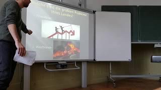 Referat / Präsentation über Portugal - für den Deutschkurs
