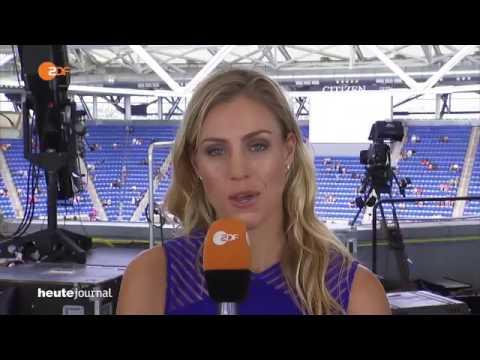 Angelique Kerber – Interview ZDF Journal