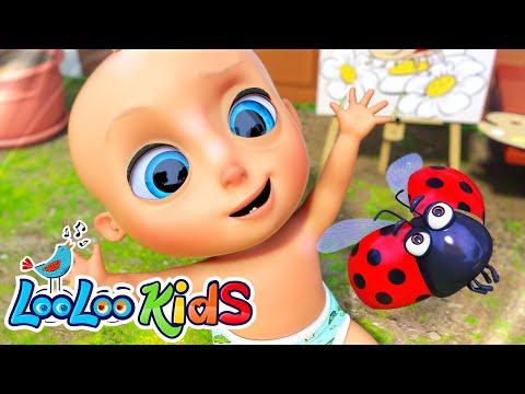 LooLoo – We Have Fun –  LooLoo KIDS Nursery Rhymes and Children`s Songs – Cantece pentru copii in limba engleza