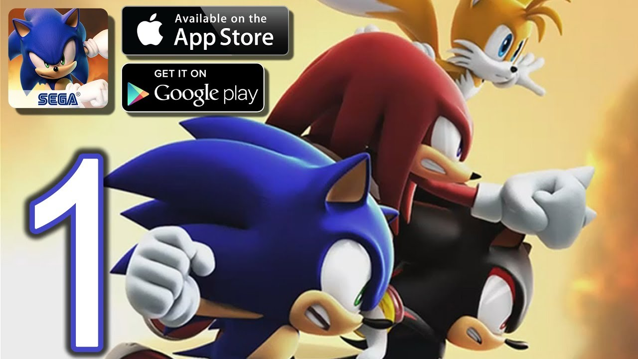 sonic forces speed battle apk ios