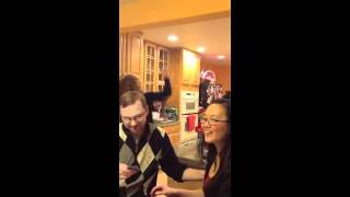Quelf Effect on a Family Christmas Gathering