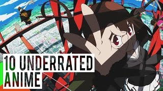 10 Underrated Anime