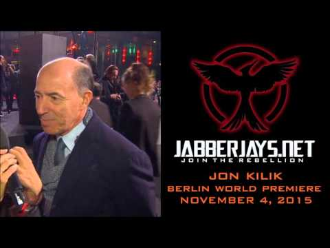 The Hunger Games: Mockingjay Part 2 BERLIN World Premiere  Jon Kilik