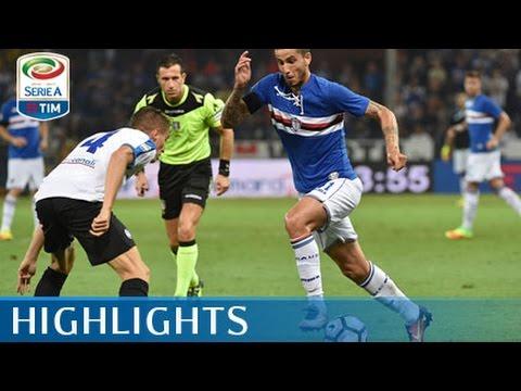 Sampdoria - Atalanta - 2-1 - Highlights - Giornata 2 - Serie A TIM 2016/17