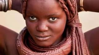 девушки племени химба из намибии самые красивые девушки африки и мира