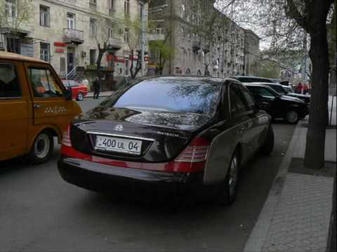 Armenian Cars And Song (Part 2)