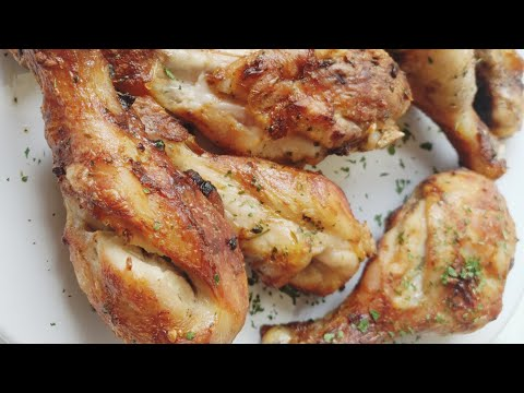 poulet-rÔti-au-four-facile-et-rapide:-la-recette||-grilled-chicken-easy-and-quick-to-make