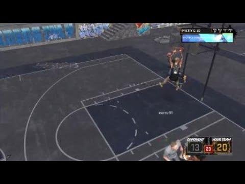 NBA 2K18 SELF ALLEY OOP