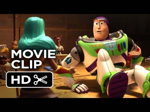 Toy Story of Terror Movie CLIP - Small Fry (2014) - Pixar Blu-Ray Release Movie HD