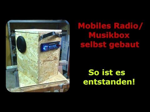 Werkstatt-Tipp: Wie ich meine Musikbox gebaut habe! | Building a music box, English Subtitles