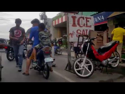 Piker Biker on tour Philippines