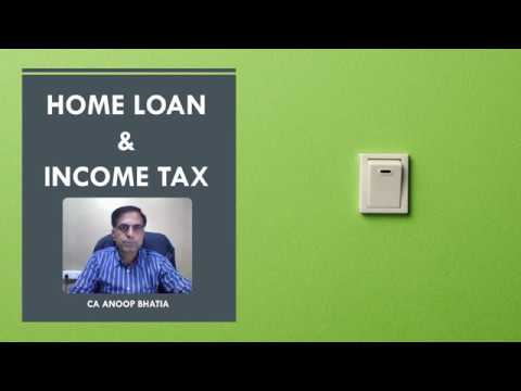 Home Loan and Income Tax