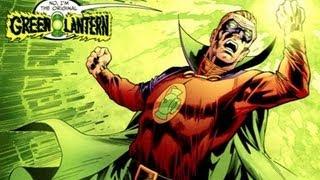 Green Lantern's Origin【Golden Age】☆Narrated☆【1/3】