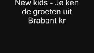 New kids - Je ken de groeten uit Brabant krijgen! - Chipmunk!