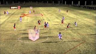 James Pannell scores 7 goals on 12 shots against Syracuse