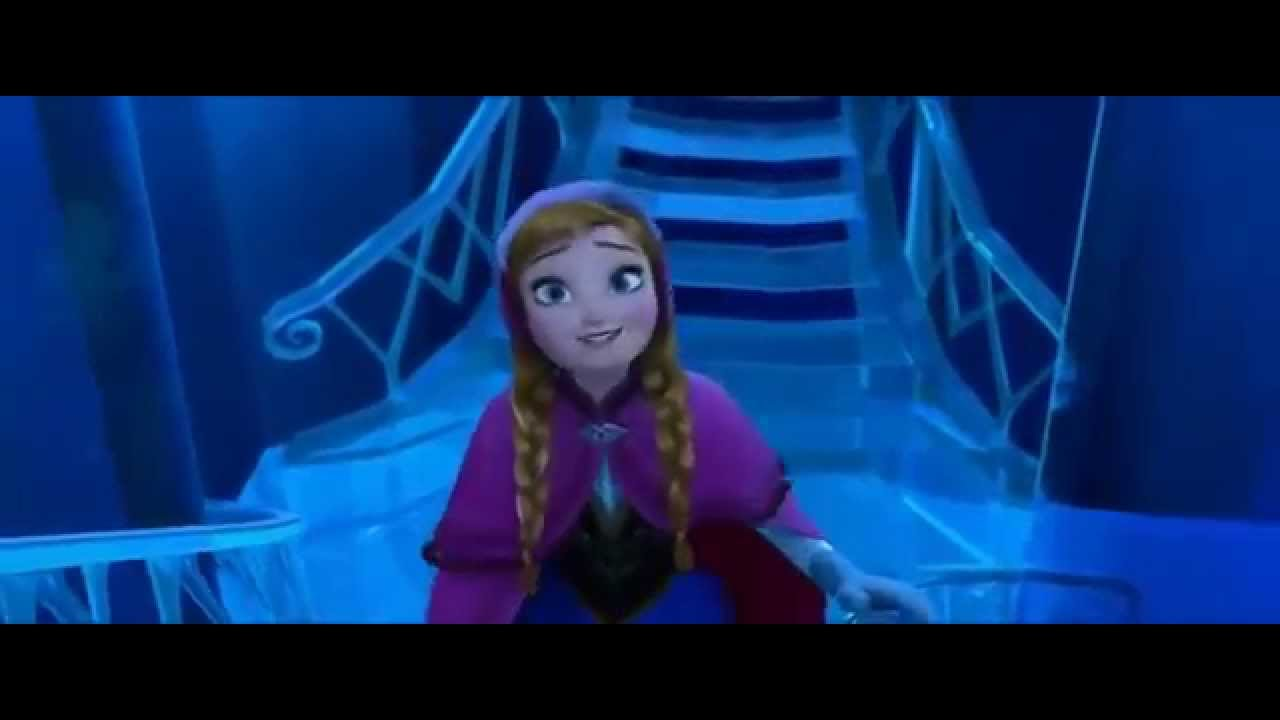 Frozen For The First Time In Forever Reprise