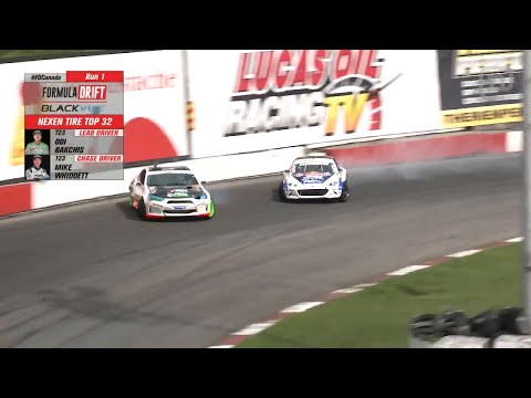 Full Replay: Formula Drift Montreal Top 32