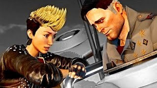 Sunset Overdrive DLC - The Mystery of the Mooil Rig - ENDING CUTSCENE
